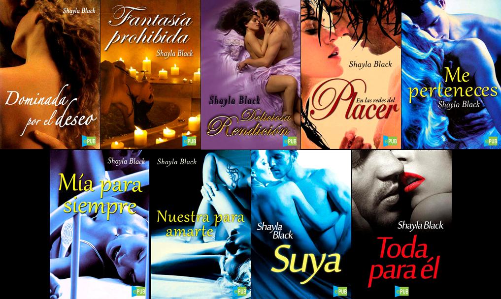 Amantes perversos – Shayla Black