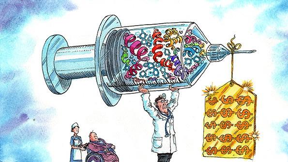 industria farmaceutica nu are niciun interes sa produca un leac impotriva cancerului