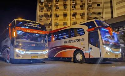 Sewa Bus Pariwisata di Jogja dan Salatiga