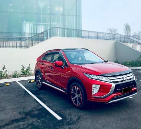 Mitsubishi Eclipse Cross Sport Ultimate