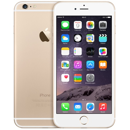 Apple iPhone 6 - 16GB - Gold - Specs and Price