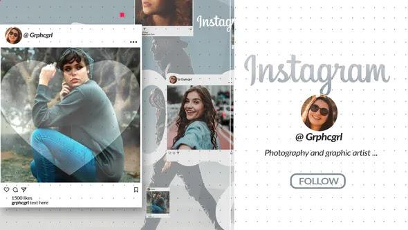 Videohive - Instagram Promo 23609095