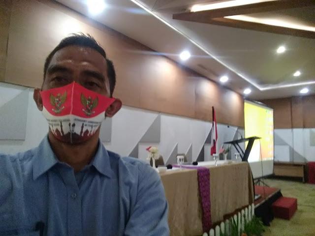 Ketua LSM Bhakti Negeri Joko Witono