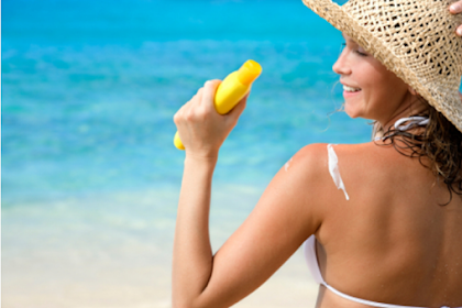 6 langkah dasar untuk merawat kulit yang terbakar sinar matahari