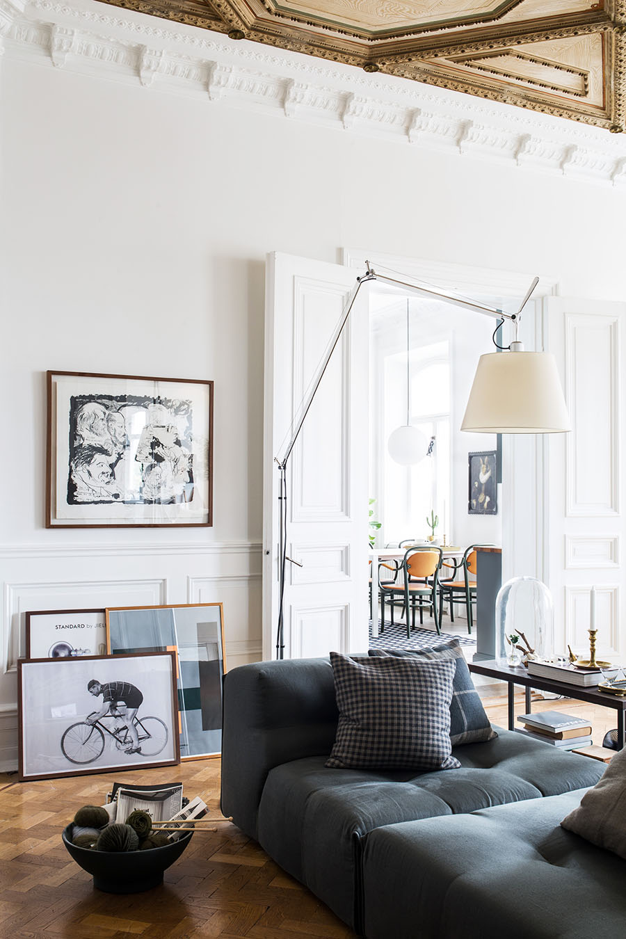 Glorious Scandinavian apartment in the heart of Gothenburg ...