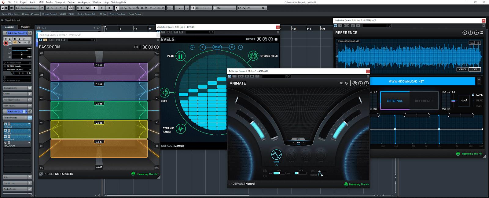 Mastering The Mix Plugin Bundle v2019.6 Full version for free