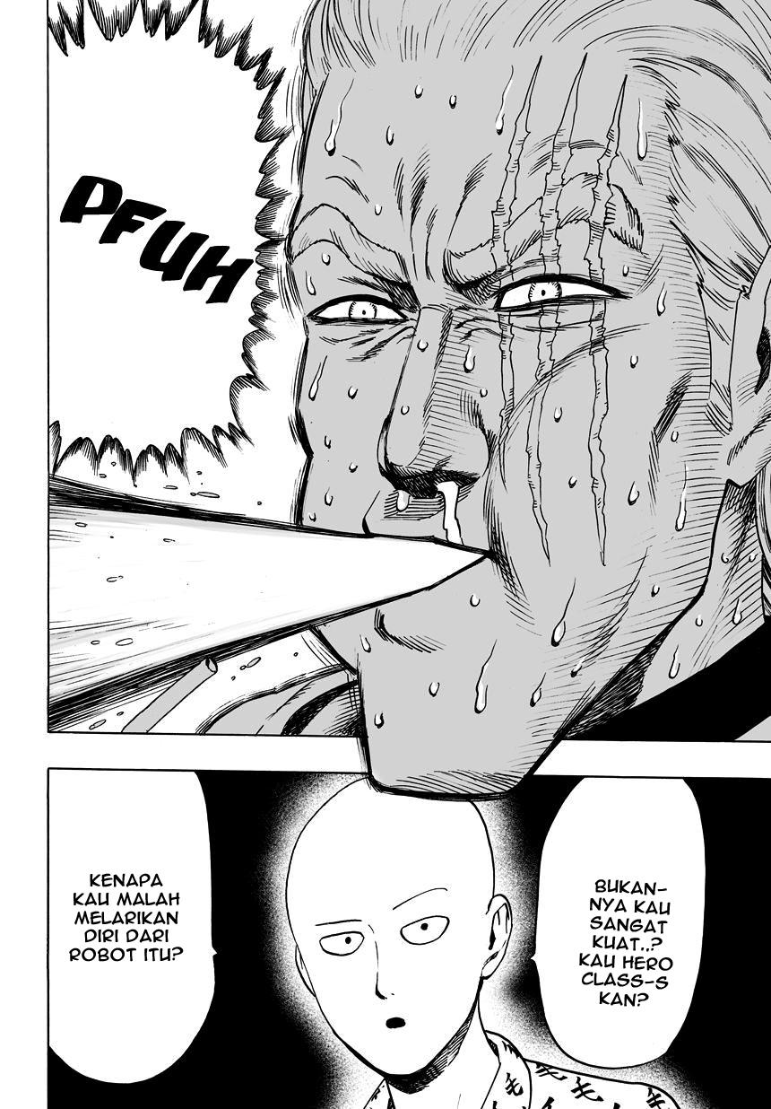 Komik One Punch Man Chapter 53 Bahasa Indonesia