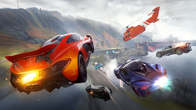 Asphalt 9: Legends Races onto Mac Through The Power of Mac Catalyst