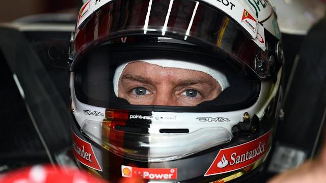 Vettel Mendapat Pinalti di Balapan Austria Besok