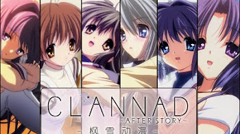 Clannad After Story | 24/24 + Ova | HD | MEGA