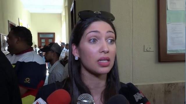 Procuraduría bloquea cuentas bancarias de esposa de Octavio Dotel, sus abogados intiman a bancos