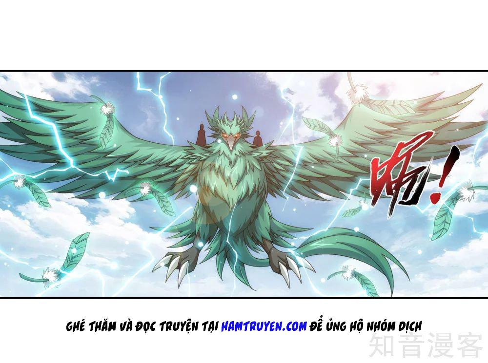 Đại chúa tể chap 142 - Trang 3