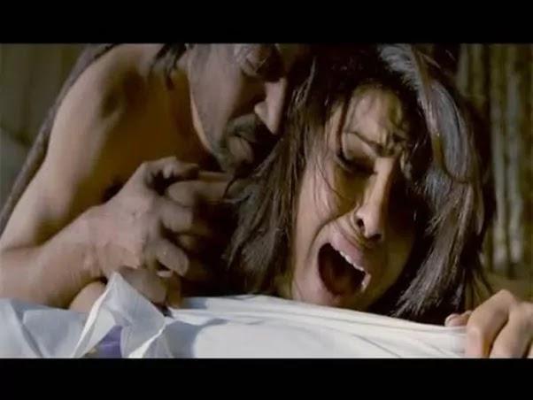What is the most heartbreaking photo of Priyanka Chopra ?