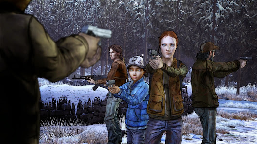 Playing Dead: The Walking Dead Season 2 Episode 4 Review via IGN