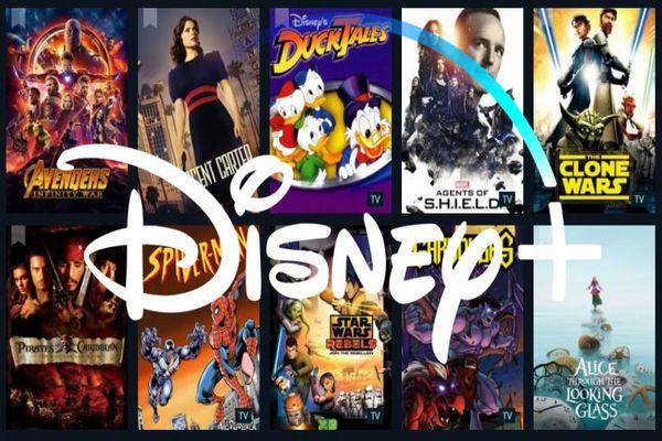 ديزني تطلق خدمة +Disney