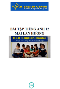 Bài Tập Tiếng Anh 12 - Mai Lan Hương