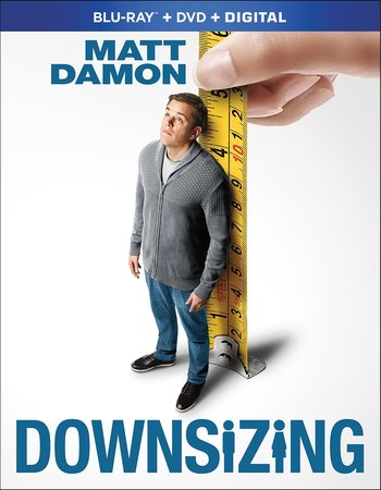 Downsizing (2017) bluray 720p