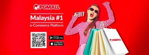PGMall | Malaysia No.1 Local E-Commerce Platform