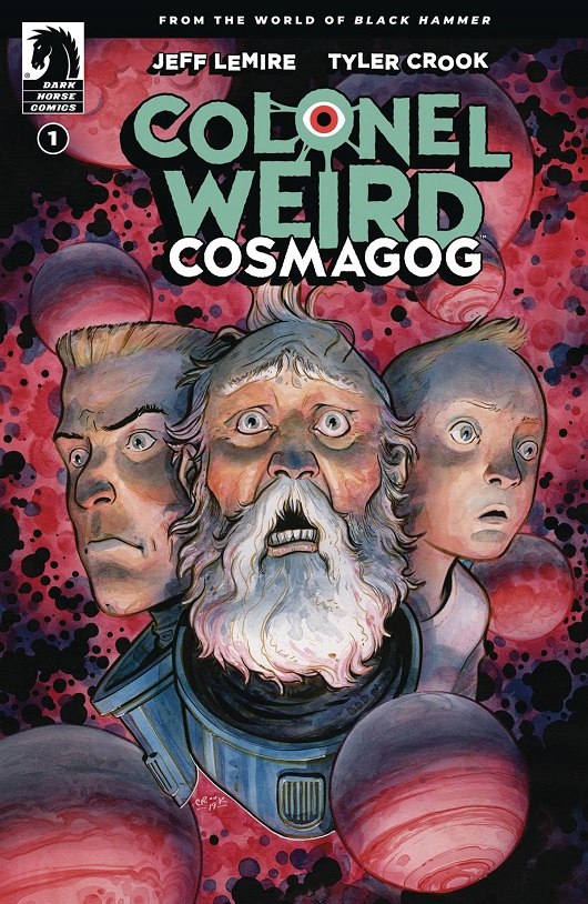 Cover of Colonel Weird Cosmagog #1