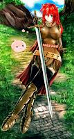 Ragnarok Online Female Knight