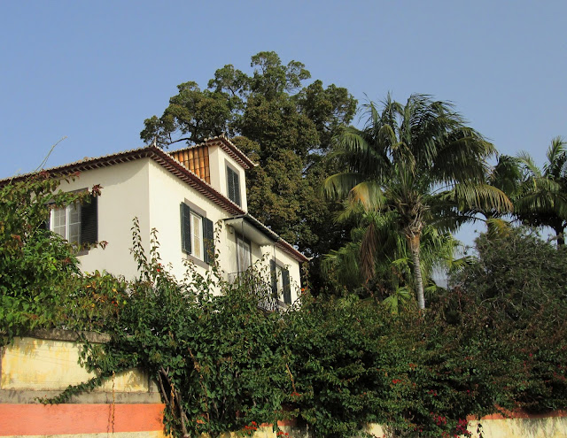 a quinta in the city