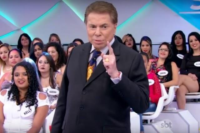Silvio Santos muda resultado e internet o acusa de racismo