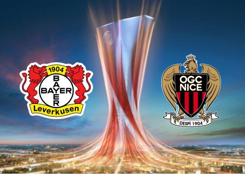 Bayer Leverkusen vs Nice -Highlights 22 October 2020