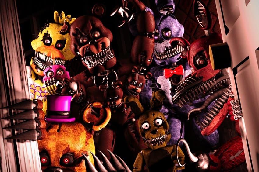 Крис Коламбус не будет снимать фильм по играм Five Nights at Freddy's, а у экранизации опять нет сценария