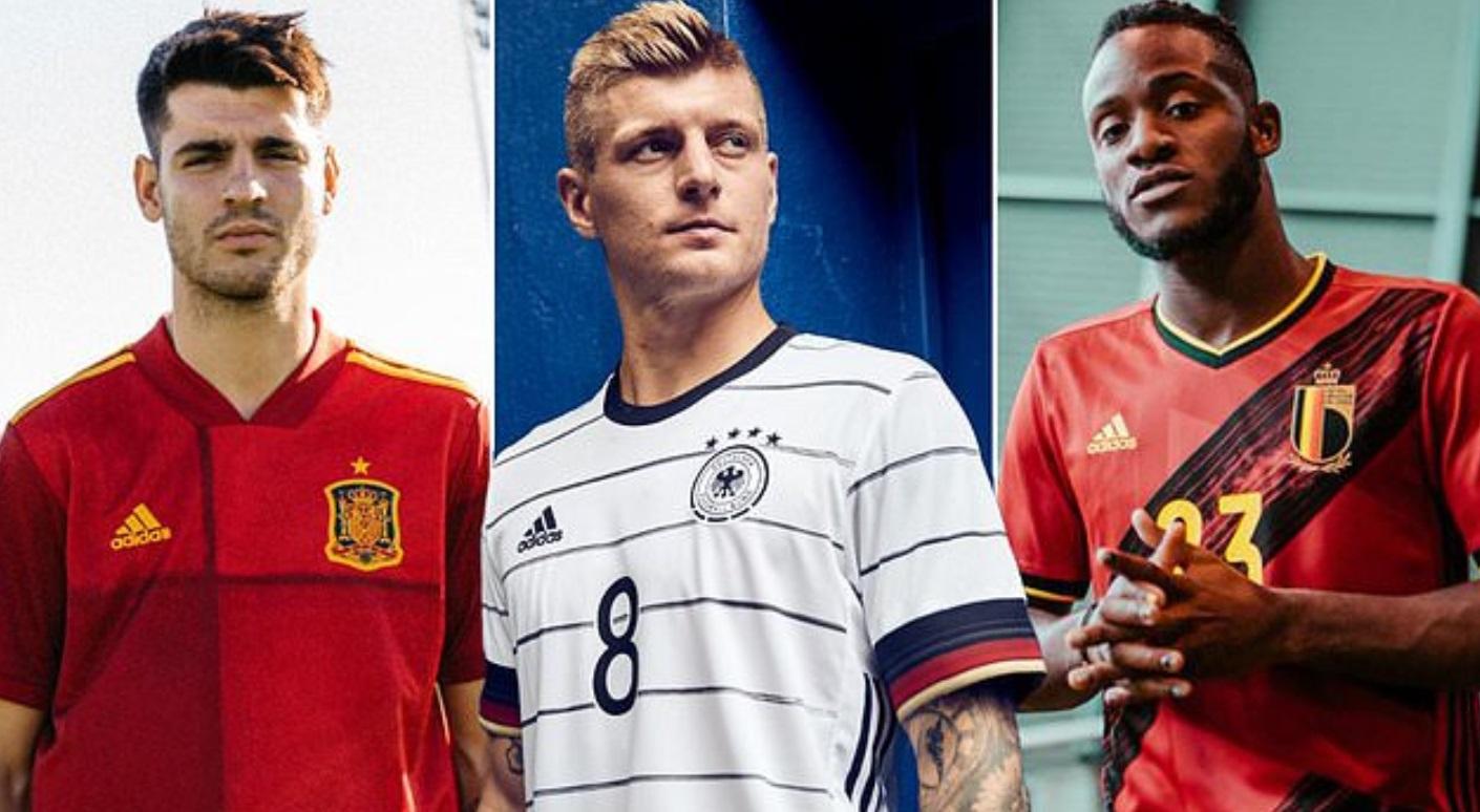 UEFA Kits 2020