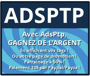 طريقة مبتكرة وحصرية للربح السريع من موقع ADSPTP