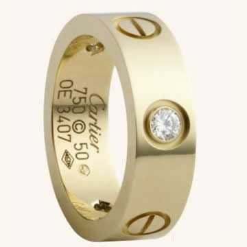Are You Interested In The Origin Of Cartier Love Bracelet This Is Sixties And Seventies Twentieth Century Peace A Subject