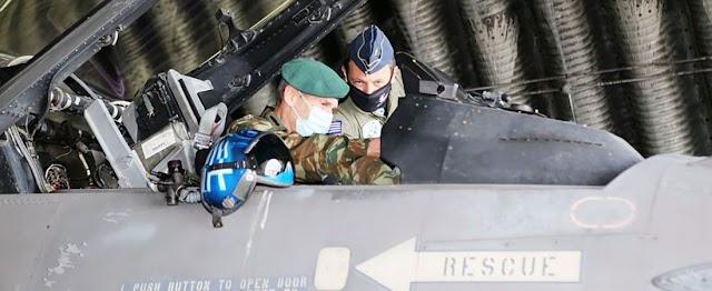 Επίσκεψη Διοικητή 1ης Στρατιάς στο ΑΤΑ (ΦΩΤΟ)