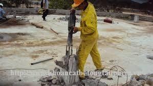 Khoan cắt bê tông tại huyện Long Điền