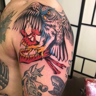 tatuaggio tradizionale bologna