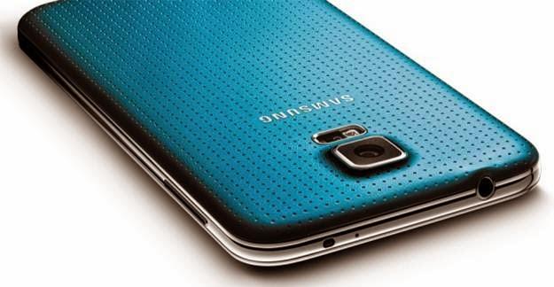Penjualan 10 juta Smartphone Galaxy S5 hanya Dalam Kurun 25 Hari