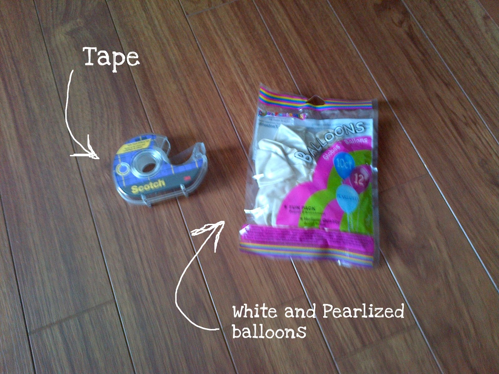 Creating This Look Is Fairly Easy But There Are Some Small Tips To Help You Make It Perfect First Blow Up The Balloons In Roughly Three Different Sizes