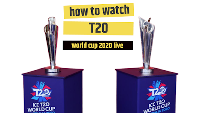 how to watch t20 world cup 2020 live