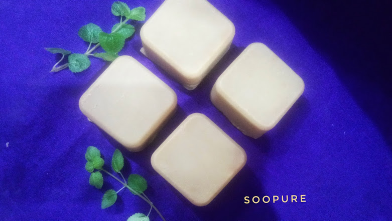 Cow (A2) milk handmade soap