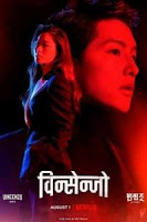 Vincenzo (2021) S01 Hindi Dubbed Korean Drama Watch Online Movies