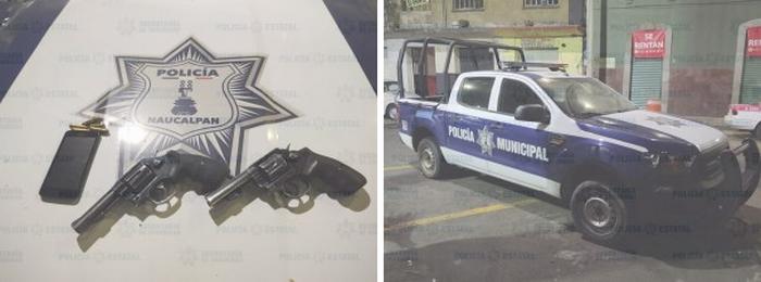 Capturan a policía secuestrador; usaba patrulla para levantar a sus víctimas en el Estado de México