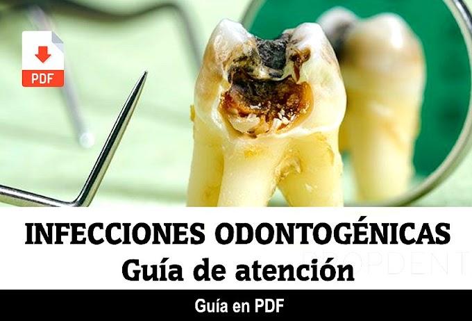 INFECCIONES ODONTOGÉNICAS: Guía de atención - UNAL