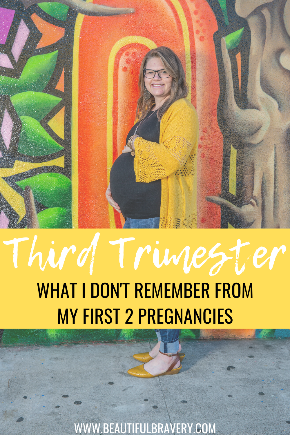 What I Don't Remember from My First Two Pregnancies. Third Trimester Symptoms.