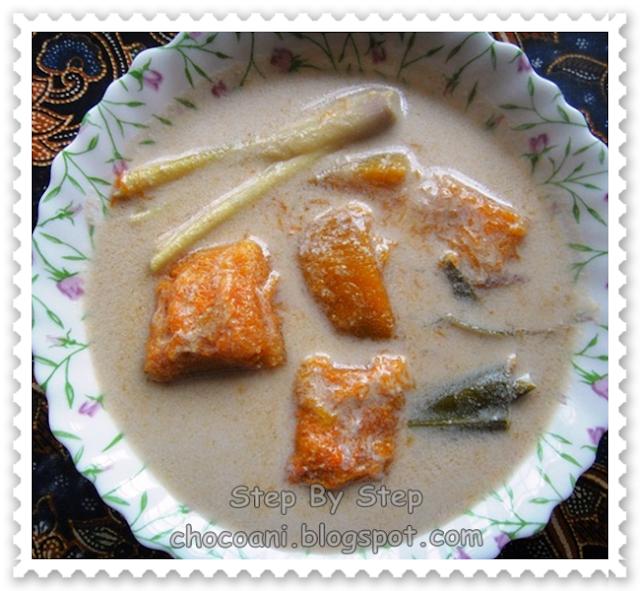 mak lang ani masak lemak labu Resepi Ikan Selar Kuning Masak Serai Enak dan Mudah