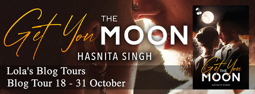 Get You The Moon tour banner