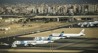 سماع دوي انفجار في محيط مطار القاهرة مساء اليوم الخميس 12 يوليو
