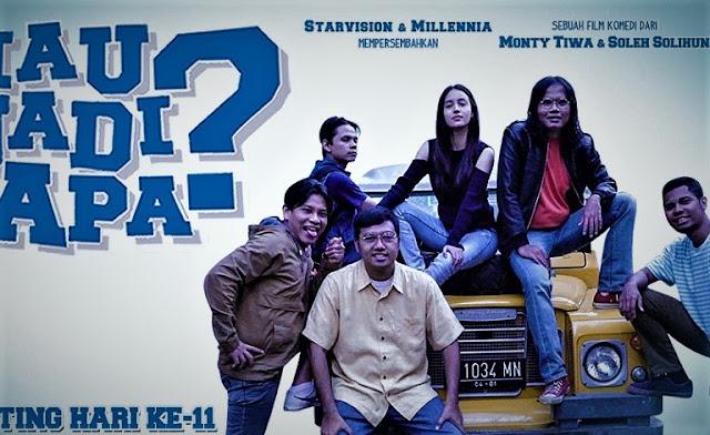 Mau Jadi Apa? (2017) Movie Indonesia