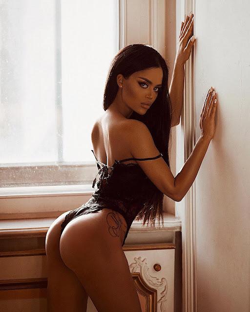Nita Kuzmina Hot & Sexy pics