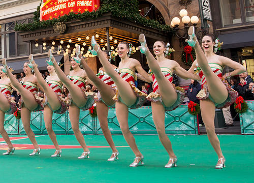 Legs Workout Leg Exercise Lower-Body Exercises the Rockettes Do for Strong, Lean Legs