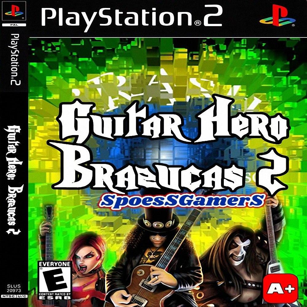 BAIXAR 2 PS2 GUITAR BRAZUCAS HERO PARA