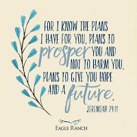 Jeremiah 29:11 - My favorite verse